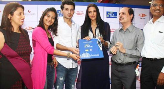 Neha-Dhupia-Launches-India's-First-Braille-Audio-Menu-550x300